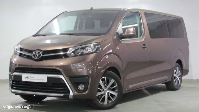 Toyota Proace Verso Exclusive 9L L2 1.6D 115cv 1.2T