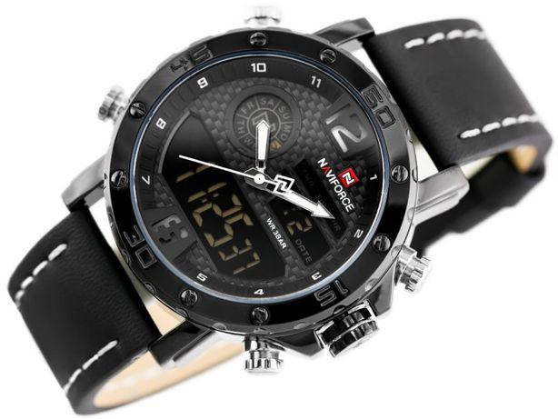 Zegarek Sportowy Naviforce Aviator NF9134. Nowy. Idealny na prezent.