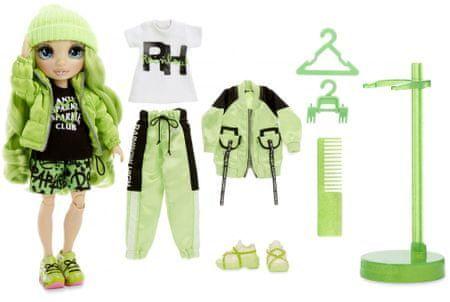 Ralnow high zielona lalka oryginał NOWA