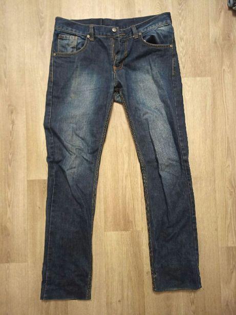 Мужские турецкие классические джинсы