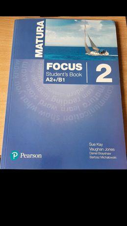 Matura Focus 2 Student's Book A2+/B1 + Word Store