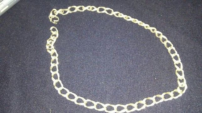 Naszyjnik srebrny