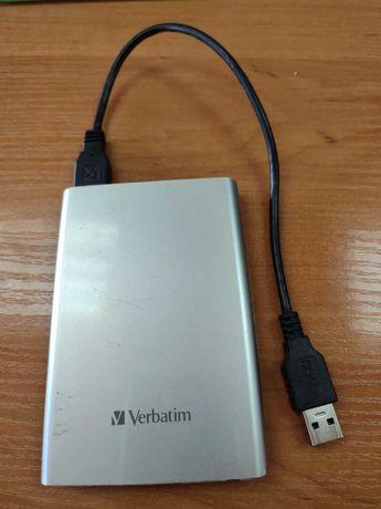 Внешний винчестер жесткий диск Verbatim 1Tb (Тб) Оригинал