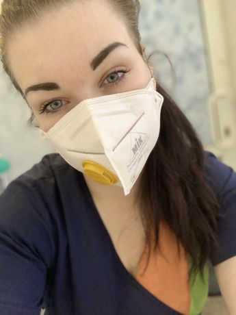 Медсестра на дом, работаю с COVID19