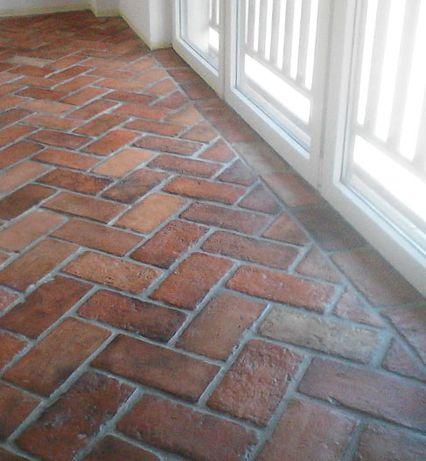 PROMOCJA! Płytka podłogowa płytki z cegły płytki ze starej cegły