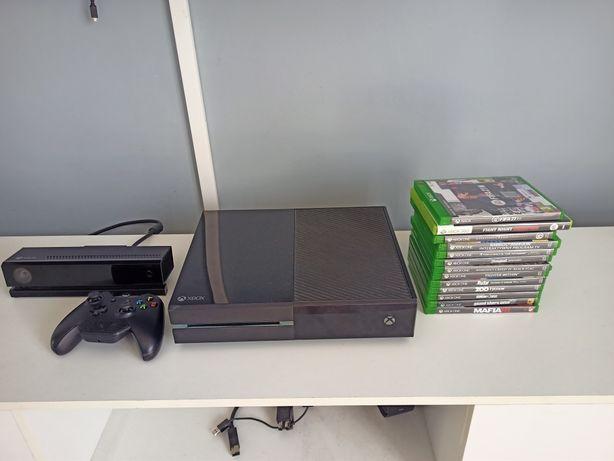 Sprzedam Xbox one z Kinectem + super gry