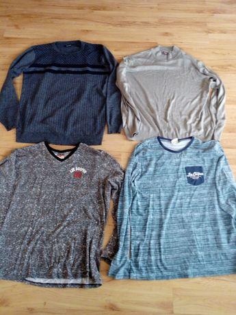 Swetry , bluzki męskie XL całość 25 zl.