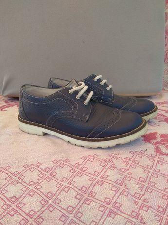 Туфли броги для мальчика
