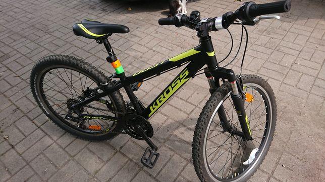 Rower dla dziecka Kross dust replica