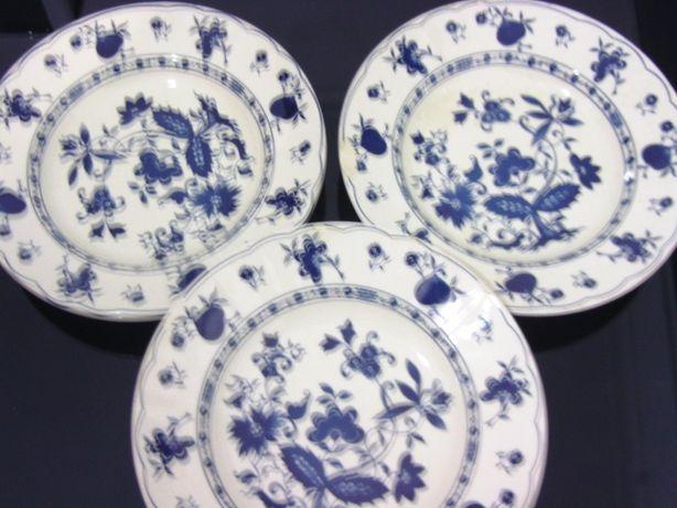 pratos de coleção