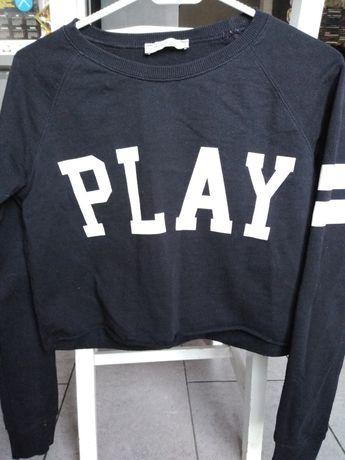 Krótka bluza r. S stan idealny