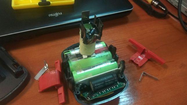 Ремонт, перепаковка аккумуляторных батарей