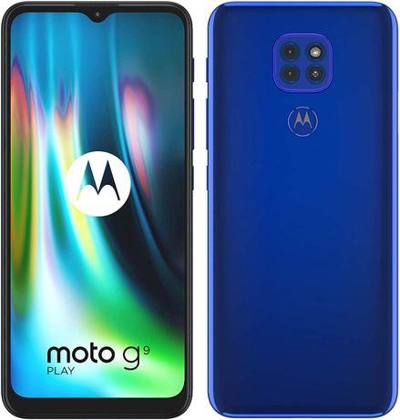 NOWY Smartfon Motorola Moto G9 Play 4/64GB