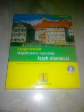 Rozmówki polsko - niemieckie + CD