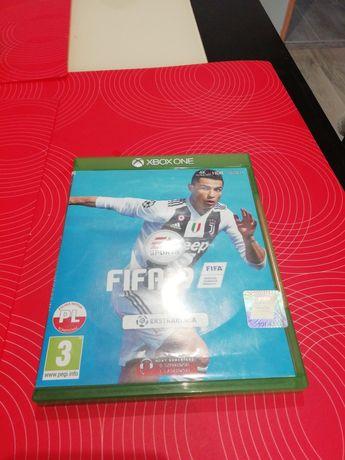 Fifa19 + Fifa20 Xbox One