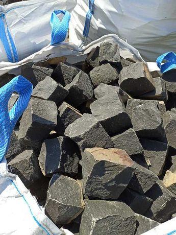 Kostka granitowa , bazaltowa , krawężnik obrzeże granit bazalt