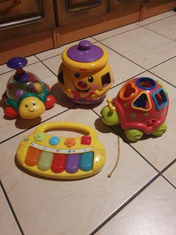 Sprzedam zabawki edukacyjne