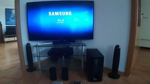 Samsung HT-BD1250 Bluray 1000 watt w rms.