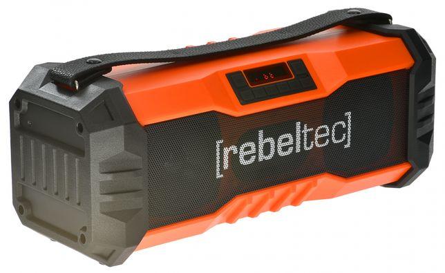 Głośnik bluetooth wodoodporny Rebeltec SoundBOX 350 radio budowlane