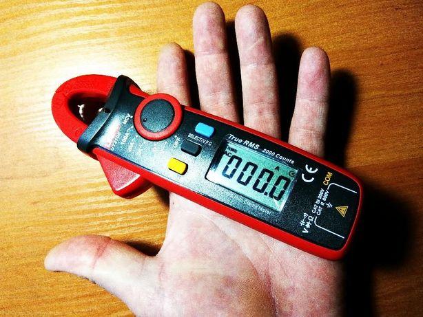 Ток. клещи-мультиметр UNI-T UT210E,D,Pro
