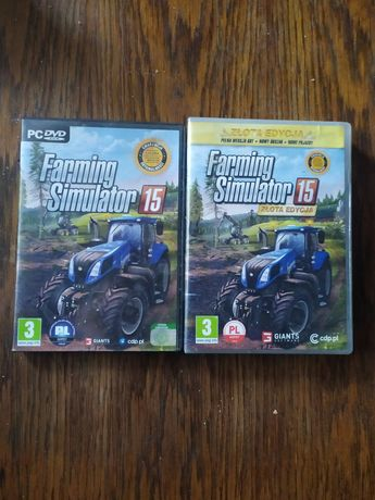 Farming Symulator 15