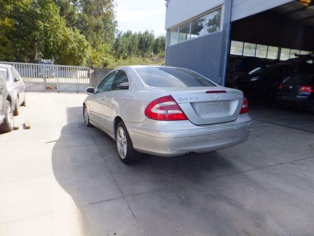 Mercedes clk 270 cdi 2004
