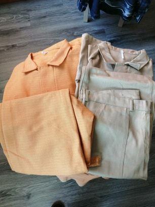 Sprzedam ubrania robocze