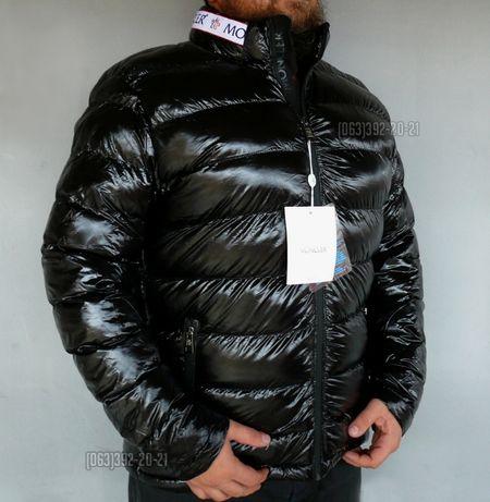 Куртка мужская MONCLER Монклер - зимняя курточка
