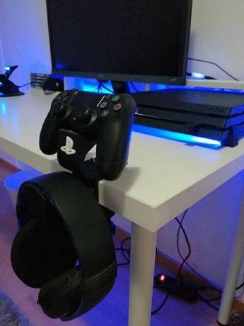 Playstation 4 PS4, PRO, SLIM e FAT, Suportes, refrigeração