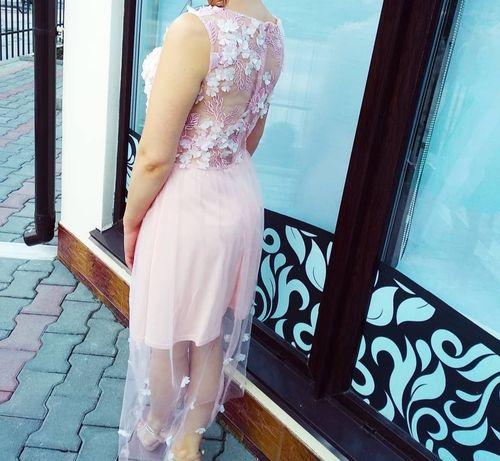 Чарівна сукня.