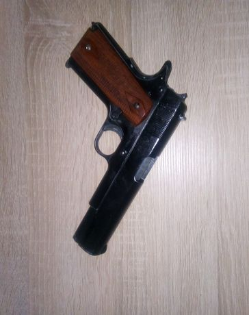 REZERWACJA Colt 1911 pistolet wiatrówka 4.5 mm blowback