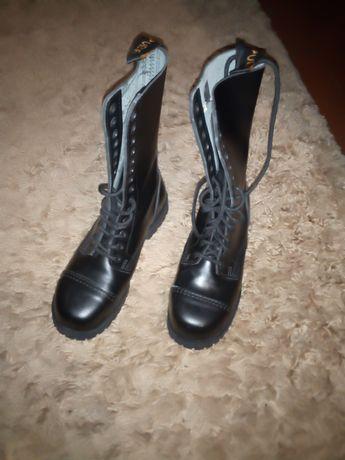 Женская обувь берцы