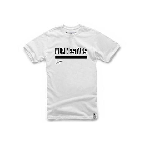 Koszulka Stated ALPINESTARS biała 'XL