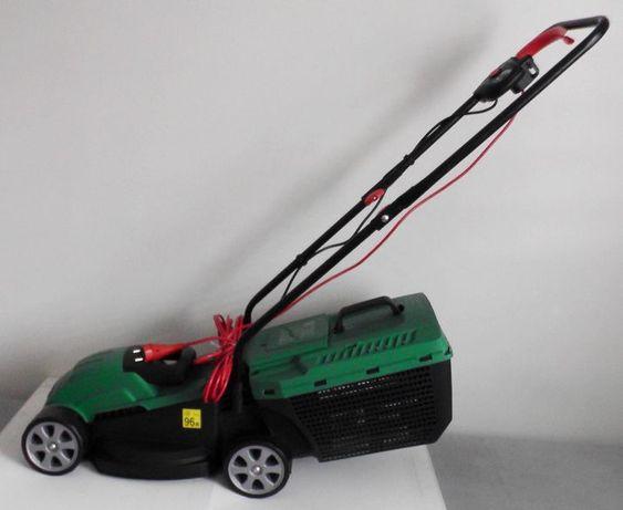 Kosiarka QUALCAST 1200 Watt Elektryczna z Koszem i kablem 10m