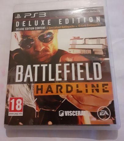 Jogo PS3 Battlefield Hardline