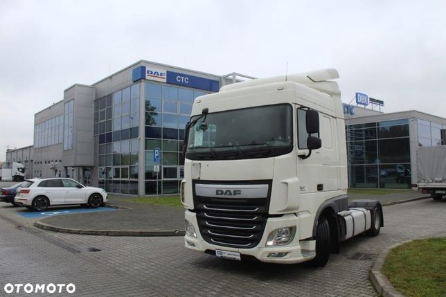 Daf Xf 460 Ft (Stock 23351) Low Deck