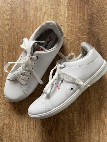 NOWE biale buty damskie trampki walky ccc rozmiar 38