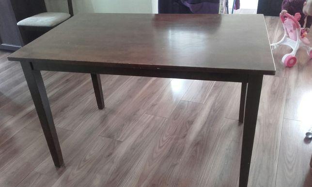 Stół wenge 75x121 wys. 75
