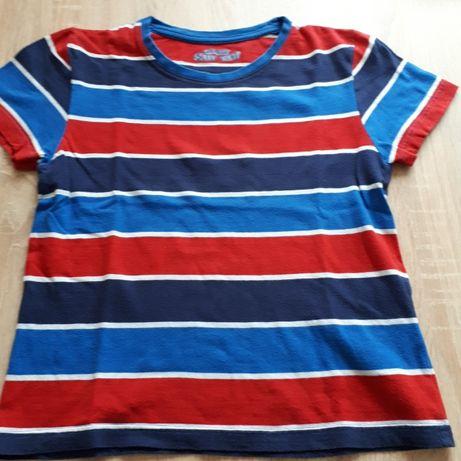 Koszulki dla chłopca, rozm.122