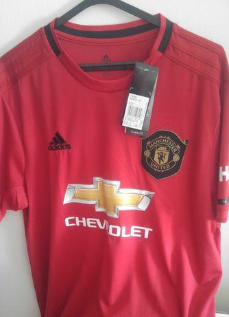 equipamento Manchester United novo