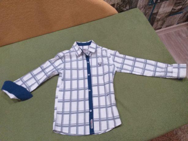 Рубашка детская на мальчика