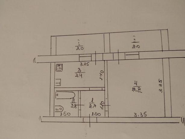 Продам 1 -комнатную квартиру