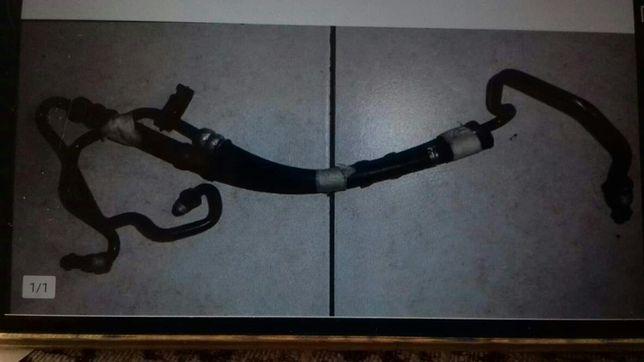 Węże przewody pompy wspomagania Zafira Astra komplet