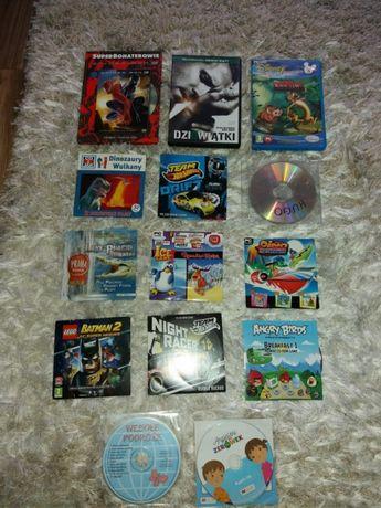 Gry i filmy na cd