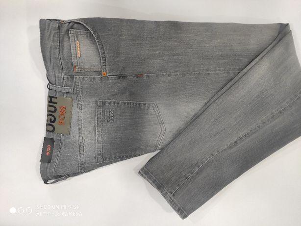 Стильные мужские джинсы Hugo Boss