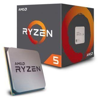 Processador cpu Amd Ryzen 5 1500X 3.7Gz 4C/8T usado bom estado