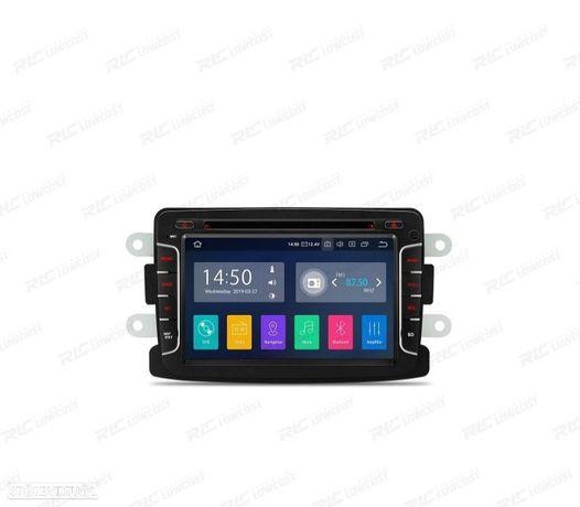 AUTO RADIO GPS DACIA DUSTER DOKKER LOGAN SANDERO LODGY RENAULT CAPTUR ANDROID 9.0 CARPLAY