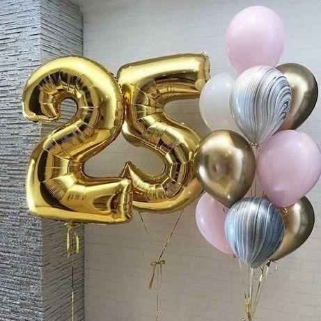 Шарики гелевые, воздушные шары, шар сюрприз