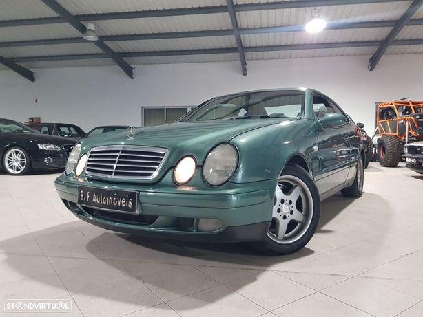 Mercedes-Benz CLK 230 Kompressor Avantgarde