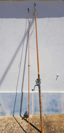 Cana de pesca 2 módulos
